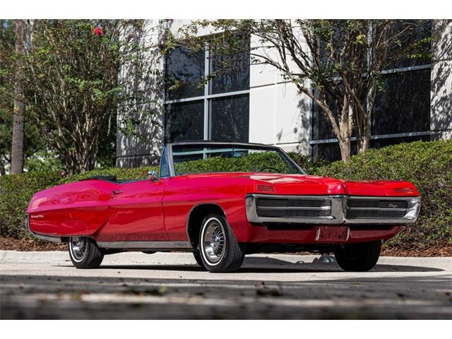 1967 Pontiac Grand Prix (CC-1299657) for sale in Orlando, Florida