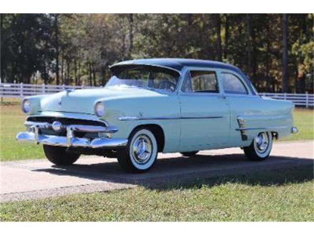 1953 Ford Customline (CC-1299658) for sale in Cadillac, Michigan