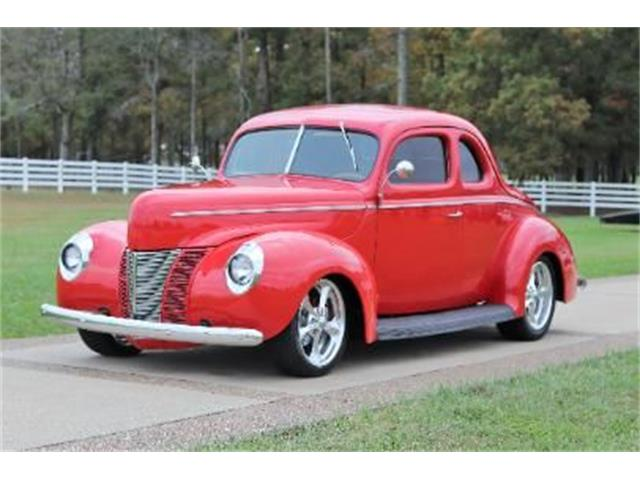 1940 Ford Coupe (CC-1299661) for sale in Cadillac, Michigan