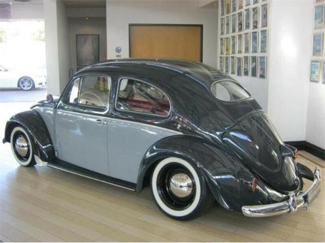 1957 Volkswagen Beetle (CC-1299668) for sale in Cadillac, Michigan