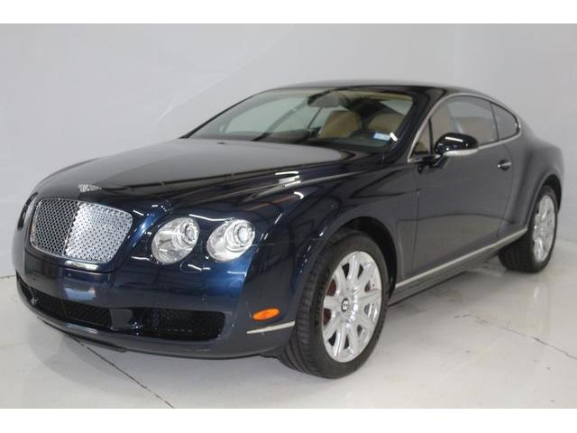 2006 Bentley Continental (CC-1299672) for sale in Houston, Texas