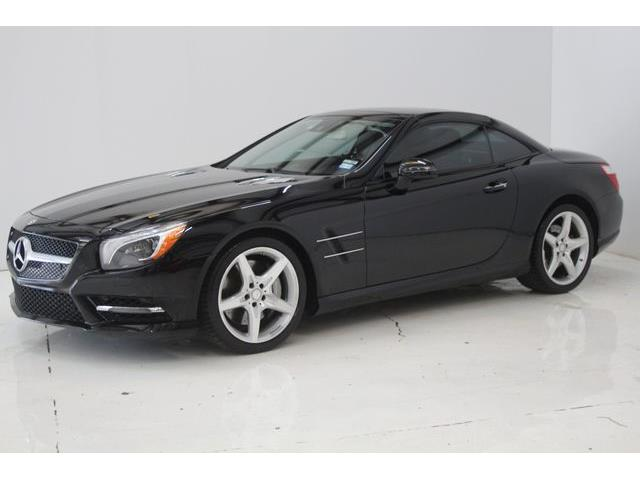 2014 Mercedes-Benz SL550 (CC-1299686) for sale in Houston, Texas