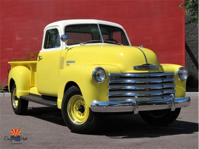 1952 Chevrolet 3600 (CC-1299687) for sale in Tempe, Arizona