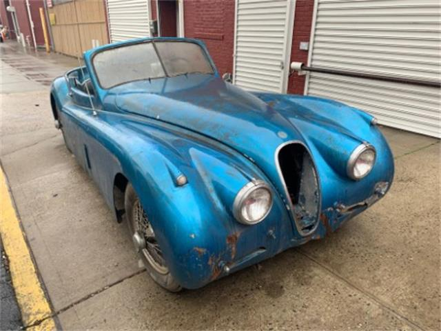 1953 Jaguar XK120 (CC-1299693) for sale in Astoria, New York