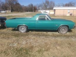 1971 Chevrolet El Camino (CC-1299694) for sale in Cadillac, Michigan