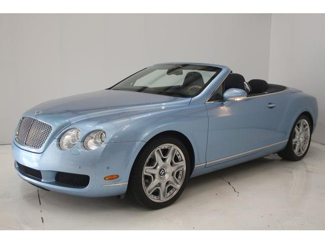 2009 Bentley Continental GTC (CC-1299696) for sale in Houston, Texas
