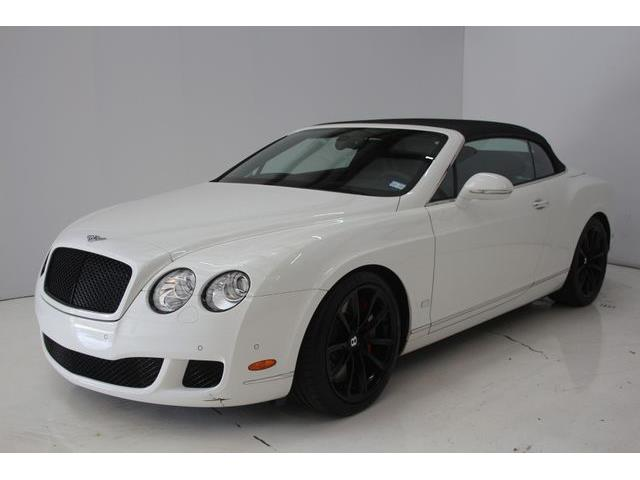 2011 Bentley Continental GTC (CC-1299720) for sale in Houston, Texas