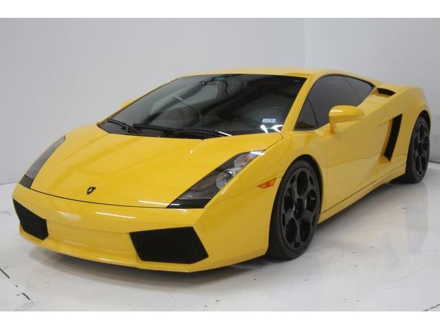 2004 Lamborghini Gallardo (CC-1299775) for sale in Houston, Texas