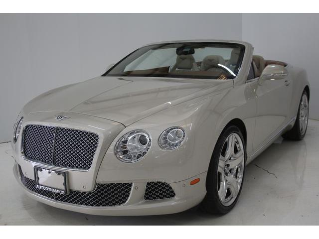 2013 Bentley Continental GTC (CC-1299776) for sale in Houston, Texas