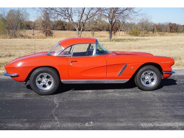 1962 Chevrolet Corvette (CC-1299784) for sale in Blanchard, Oklahoma