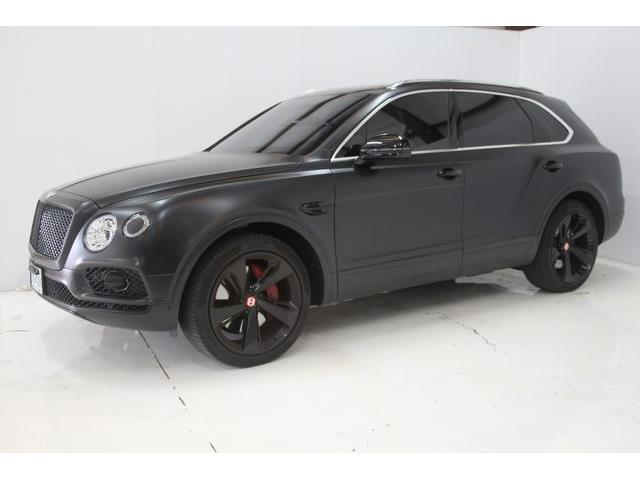 2017 Bentley Bentayga (CC-1299786) for sale in Houston, Texas