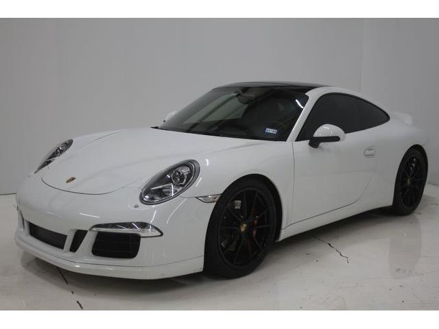 2013 Porsche 911 (CC-1299791) for sale in Houston, Texas
