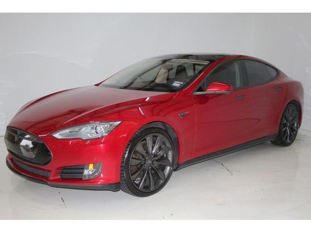 2013 Tesla Model S (CC-1299799) for sale in Houston, Texas