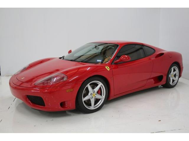 2000 Ferrari 360 (CC-1299801) for sale in Houston, Texas