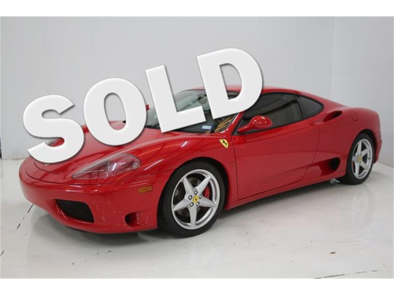 2000 Ferrari 360 (CC-1299801) for sale in Houston, Texas