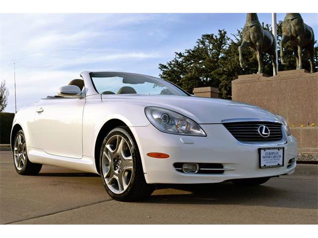 2006 Lexus SC400 (CC-1299815) for sale in Fort Worth, Texas
