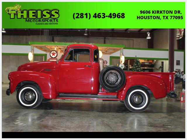 1954 Chevrolet 3100 (CC-1299825) for sale in Houston, Texas