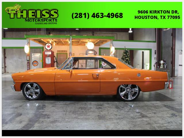 1967 Chevrolet Nova (CC-1299827) for sale in Houston, Texas