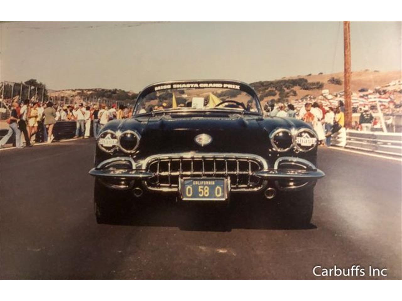 1958 Chevrolet Corvette (CC-1299828) for sale in Concord, California