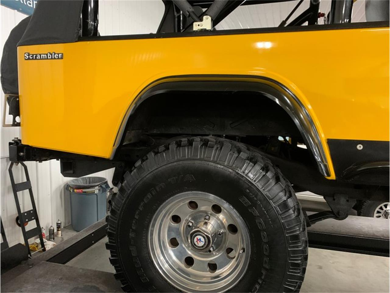 1983 Jeep CJ8 Scrambler (CC-1299830) for sale in Holland , Michigan