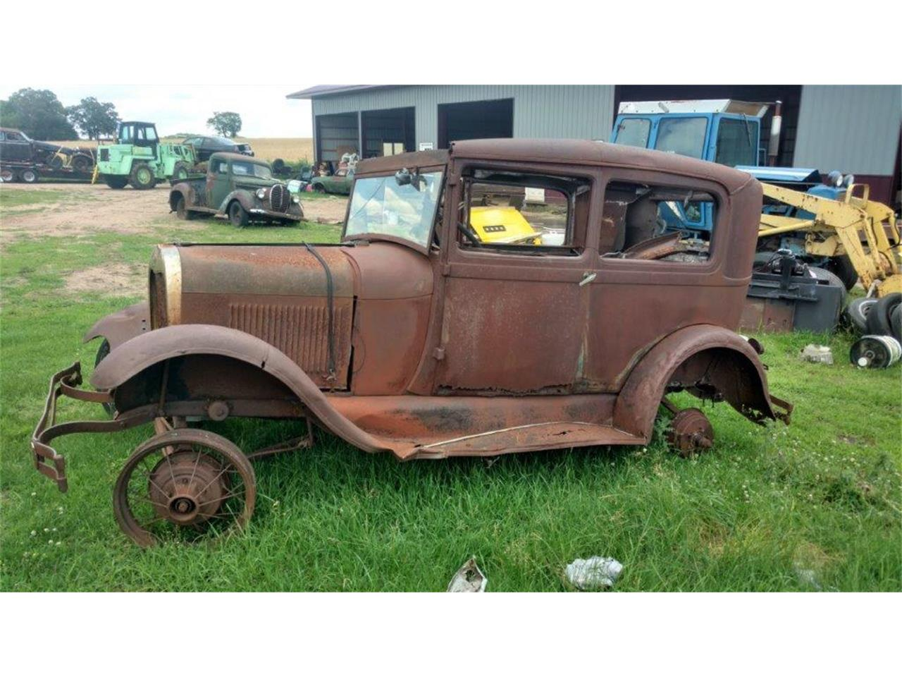1928 Ford 2-Dr Sedan (CC-1299837) for sale in Parkers Prairie, Minnesota
