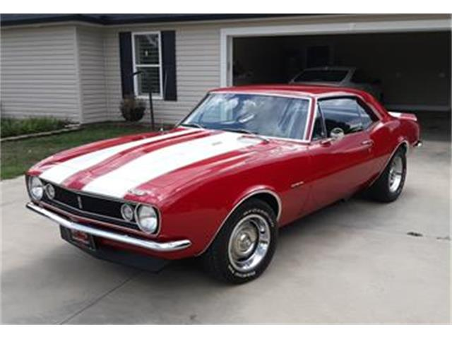 1967 Chevrolet Camaro (CC-1299844) for sale in Cleveland, North Carolina