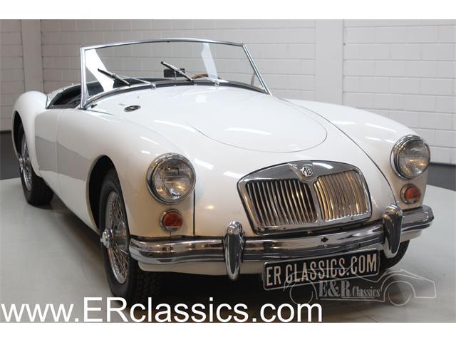 1961 MG MGA (CC-1299846) for sale in Waalwijk, Noord-Brabant