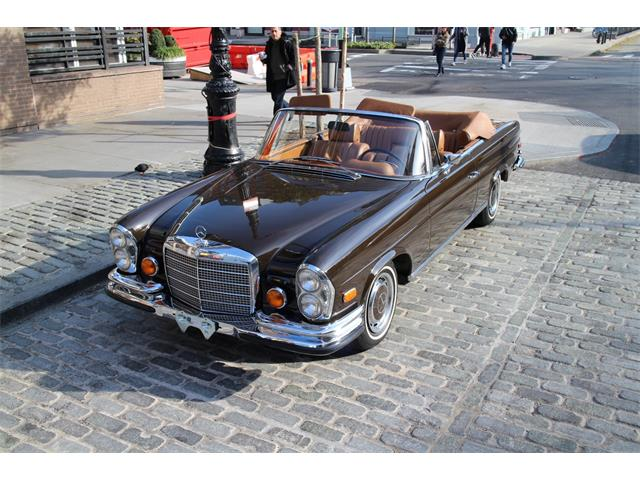 1970 Mercedes-Benz 280SE (CC-1299852) for sale in New York, New York