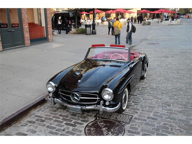 1958 Mercedes-Benz 190SL (CC-1299853) for sale in New York, New York