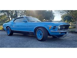 1970 Ford Mustang Mach 1 (CC-1299855) for sale in St. Augustine, Florida
