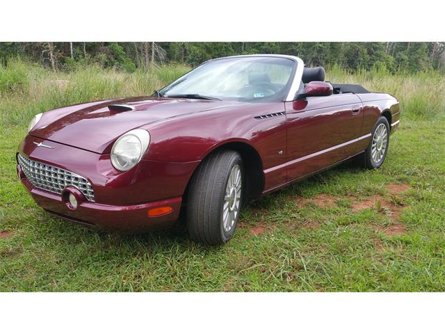 2004 Ford Thunderbird (CC-1299857) for sale in Batesville, Virginia