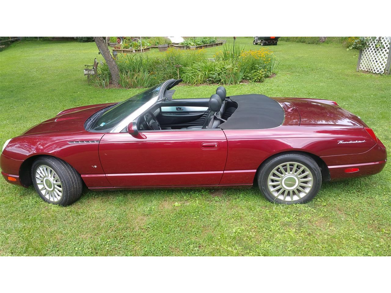 2004 Ford Thunderbird (CC-1299857) for sale in Batesville, Virginia