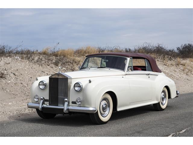 1961 Rolls-Royce Silver Cloud II (CC-1299862) for sale in New York, New York