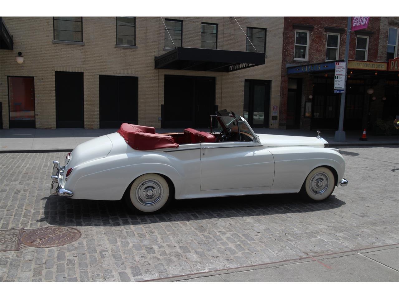 1961 Rolls-Royce Silver Cloud II (CC-1299862) for sale in New York, New York