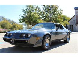 1980 Pontiac Firebird Trans Am WS6 (CC-1299864) for sale in Allen, Texas