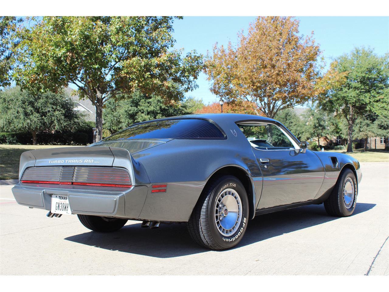 1980 Pontiac Firebird Trans Am WS6 (CC-1299864) for sale in Allen, Texas