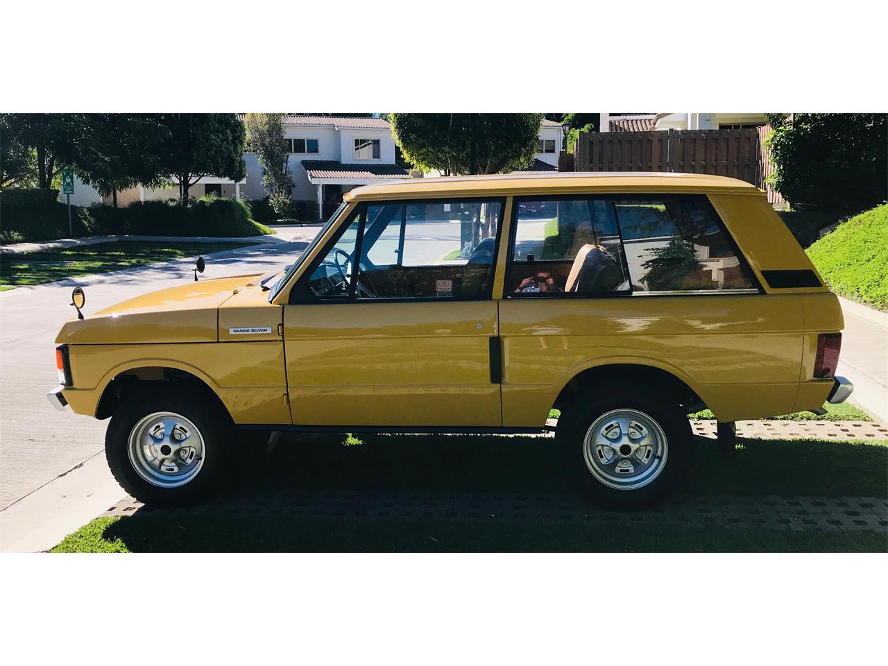 1978 Land Rover Range Rover (CC-1299865) for sale in San Salvador, San Salvador