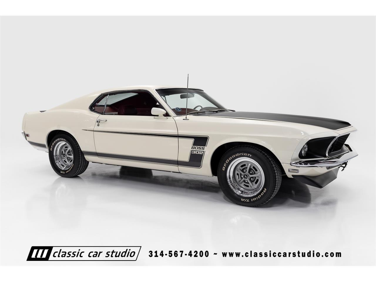 1969 Ford Mustang Boss 302 (CC-1299866) for sale in Saint Louis, Missouri
