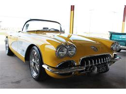 1960 Chevrolet Corvette (CC-1299876) for sale in Fort Worth, Texas