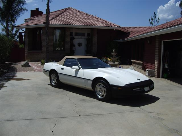 1988 Chevrolet Corvette C4 (CC-1299885) for sale in Seal Beach, California