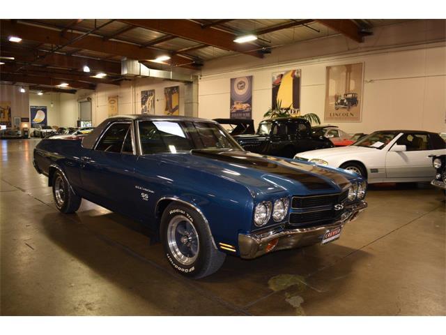 1970 Chevrolet El Camino (CC-1299889) for sale in Costa Mesa, California