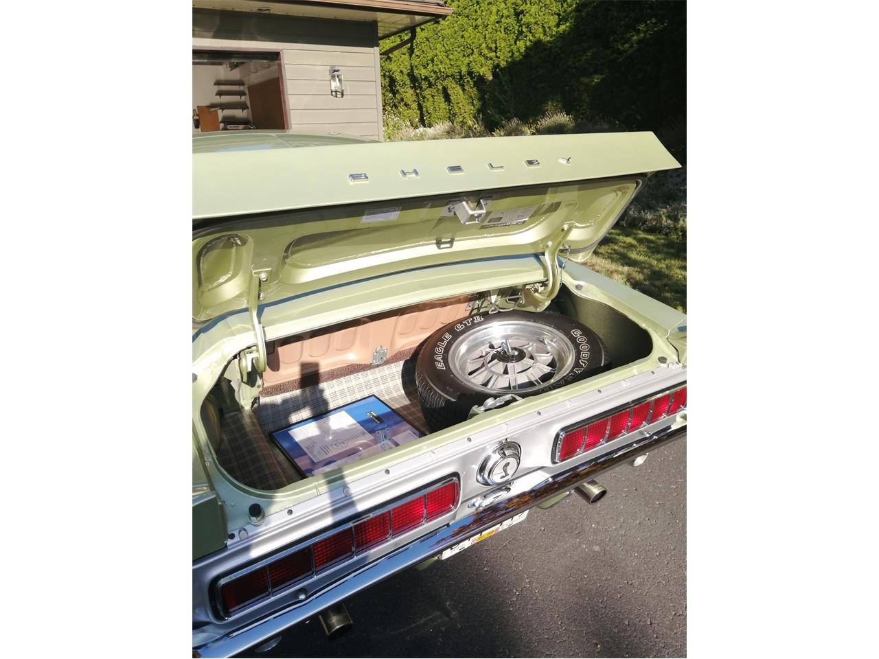 1968 Shelby GT500 (CC-1299891) for sale in West Kelowna, British Columbia
