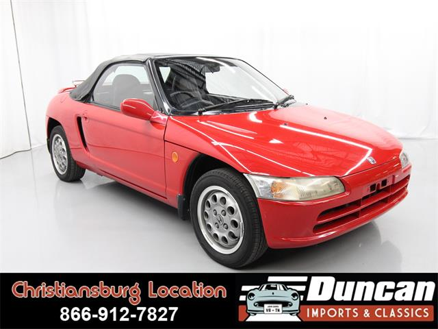 1991 Honda Beat (CC-1299900) for sale in Christiansburg, Virginia