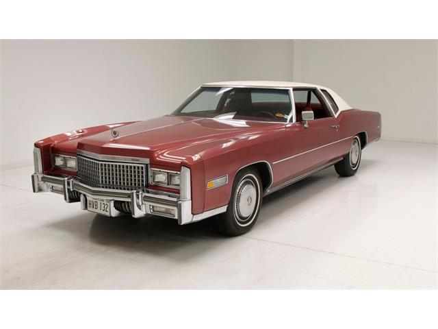 1975 Cadillac Eldorado (CC-1299903) for sale in Morgantown, Pennsylvania