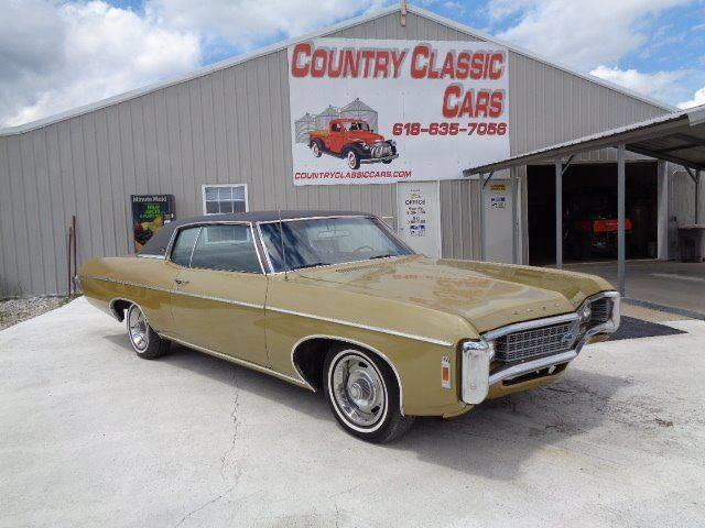 1969 Chevrolet Impala (CC-1299948) for sale in Staunton, Illinois