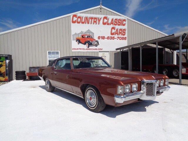 1969 Pontiac Grand Prix (CC-1299949) for sale in Staunton, Illinois
