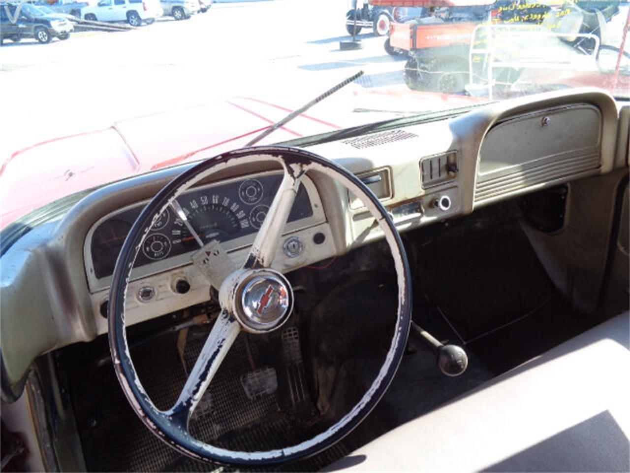 1962 Chevrolet C/K 10 (CC-1299955) for sale in Staunton, Illinois