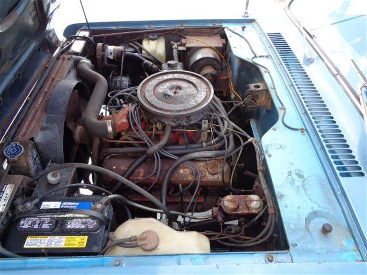 1972 International Scout II (CC-1299959) for sale in Staunton, Illinois