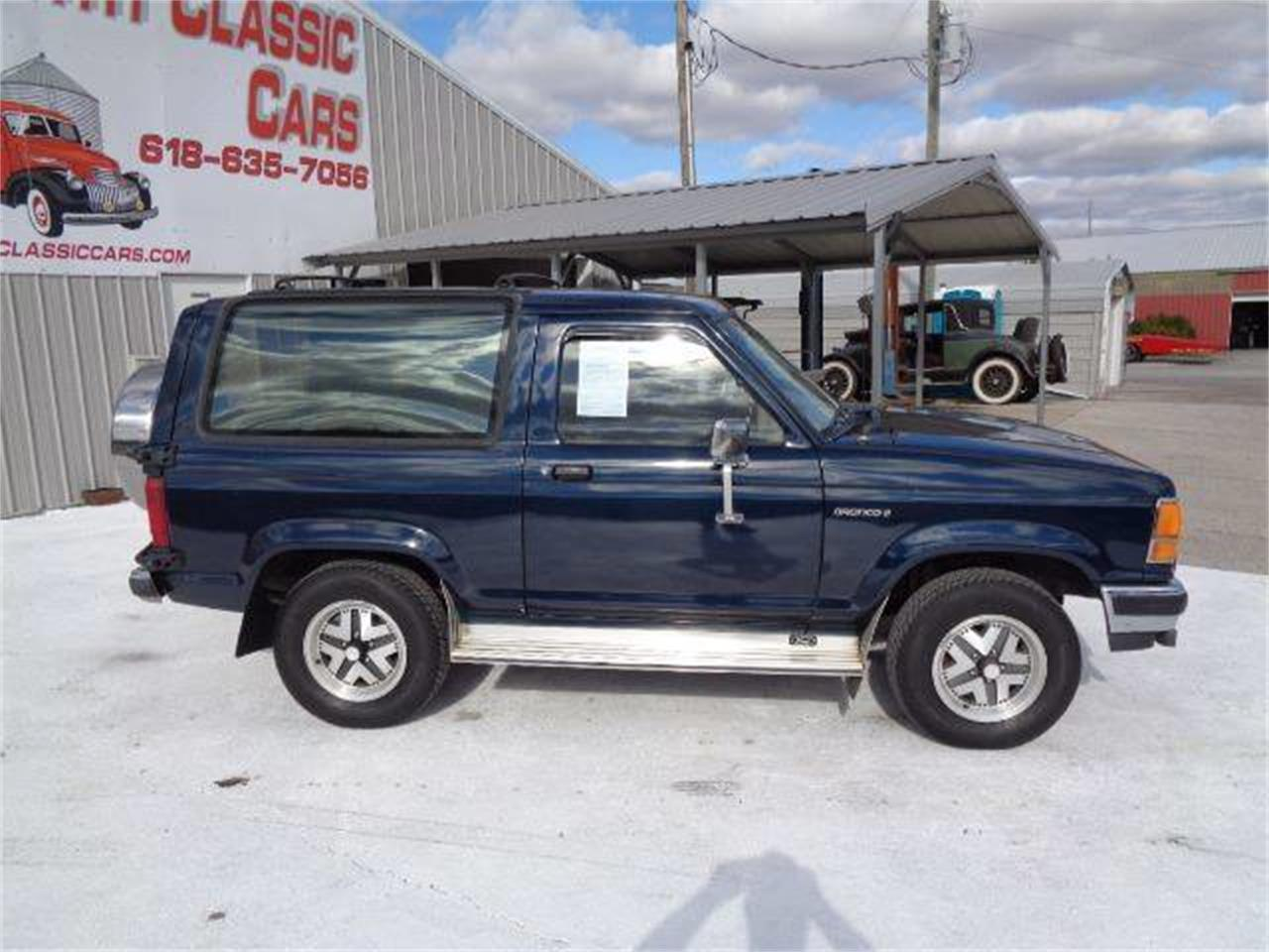 1989 Ford Bronco II (CC-1299962) for sale in Staunton, Illinois