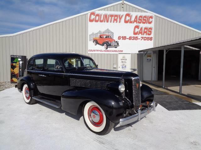 1937 LaSalle 50 (CC-1299963) for sale in Staunton, Illinois
